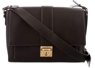 Salvatore Ferragamo Leather Flap bag