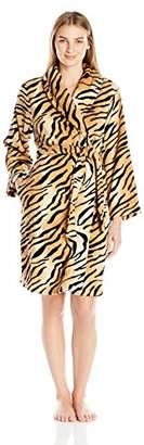 Casual Moments Women's 39 Inch Wrap Robe