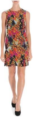 M Missoni Multicolor Silk Dress