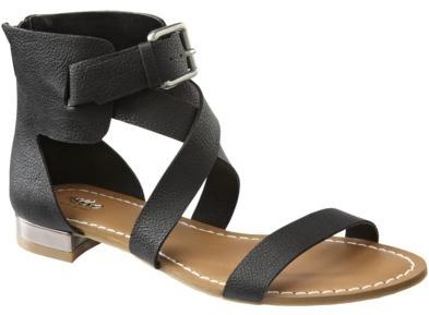 Mossimo Women's Black® Pearl Sandal