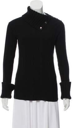 Chanel Wool Turtleneck Sweater