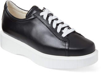 Robert Clergerie Passet Platform Leather Sneakers