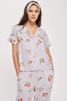 Topshop Poppy Print Shirt