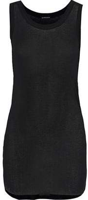 Ann Demeulemeester Shiloh Ribbed Jersey Tank