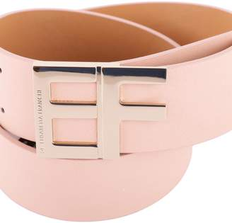 Elisabetta Franchi Celyn B. Leather Belt