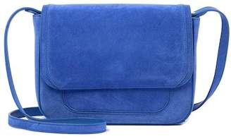 Neely & Chloe No. 8 Oversized Suede Clutch Crossbody Bag
