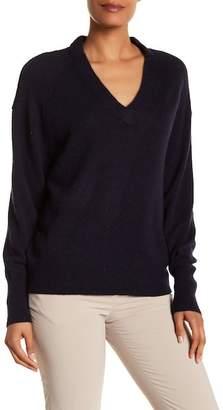 360 Cashmere Danielle V-Neck Cashmere Sweater