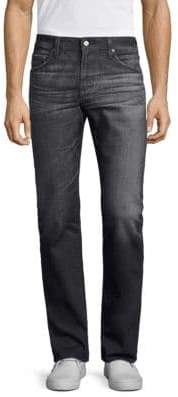 AG Jeans Matchbox Slim Straight Fit Jeans