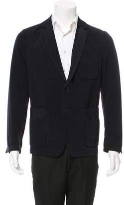 Dries Van Noten Wool Two-Button Sport Coat