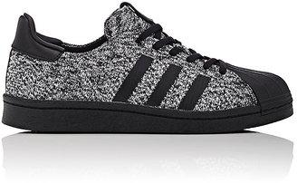 adidas Women's Women's Superstar Boost Primeknit Sneakers $160 thestylecure.com