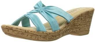 Easy Street Shoes Women's Lauria Wedge Sandal