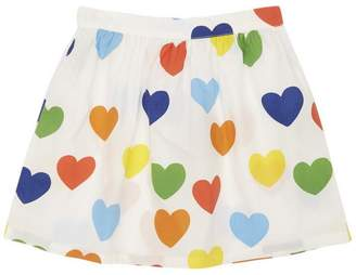 Mini Rodini Rainbow Love Woven Skirt 12 Months-8 Years