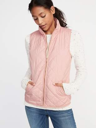 Old Navy Lightweight Quilted Vest for Women