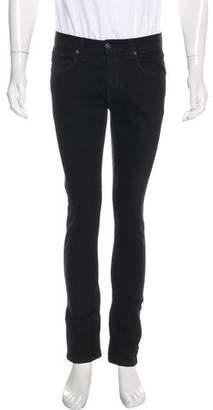Helmut Lang Six-Pocket Skinny Jeans