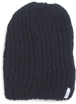 Thrift Knit Chunky Oversized Beanie