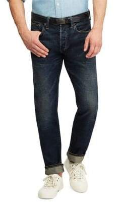 Ralph Lauren Sullivan Stretch Selvedge Jeans