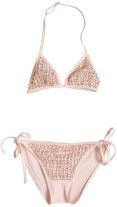 La Perla Embellished Lycra Bikini