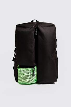 Neon Utility Backpack