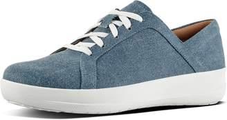 4434989e191f FitFlop F-Sporty Ii Shimmer-Denim Sneakers