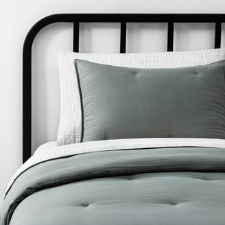 Hearth & Hand with Magnolia Solid Comforter - Hearth & Hand with Magnolia
