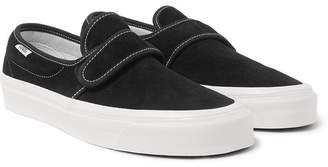 Vans Anaheim 47 V DX Suede Sneakers - Men - Black