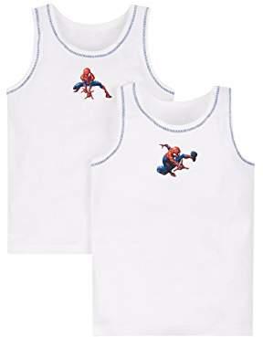 Mothercare Boy's Spiderman Vest,(Manufacturer Size: 92 cm)