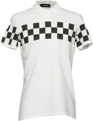 DSQUARED2 Polo shirts - Item 12082561TI