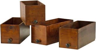 Rejuvenation General Store Drawer w/ Box Joints