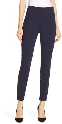 BOSS Telesta Tonal Textured Slim Leg Trousers