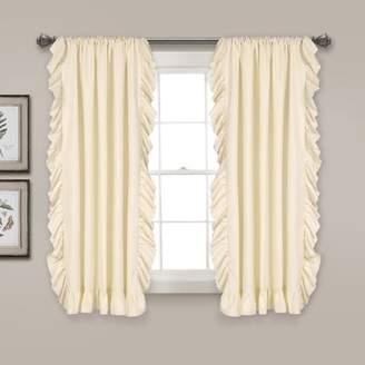 Essential living Reyna Window Curtain Pair