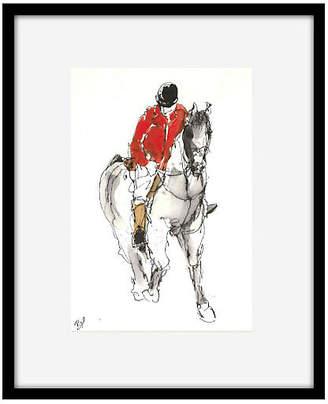 The Portfolio Collection Bella Pieroni - Equestrian VIII Art