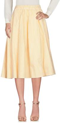 MAISON KITSUNÉ 3/4 length skirts