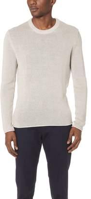Club Monaco Linen Crew Neck Sweater