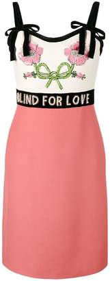 Gucci Blind For Love dress