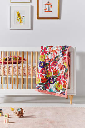 Anthropologie Isabelle Toddler Quilt