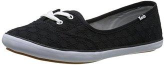Keds Women's Teacup Eyelet Fashion Sneaker $39.99 thestylecure.com
