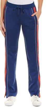 Pam & Gela Colorblocked Sport Stripe Pant