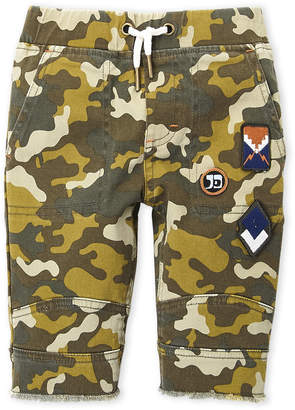 Joe's Jeans Boys 4-7) Camouflage The Jogger Slim Fit Shorts