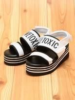 Lovetoxic (ラブトキシック) - Lovetoxic ライン底サンダル ナルミヤオンライン シューズ