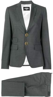 DSQUARED2 London skinny suit
