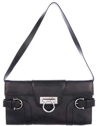 Salvatore Ferragamo Gancio Shoulder Bag