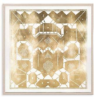 Dacor Natural Curiosities Gilded Lace Framed Print