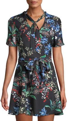 Style Stalker Stylestalker Avalon Floral A-Line Dress