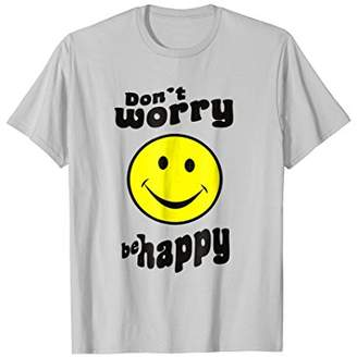 """Don't Worry Be Happy"" Ladies T-shirt"