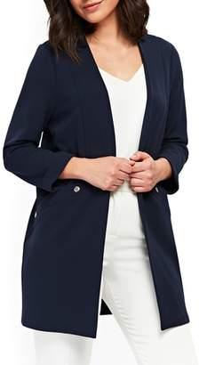 Wallis Popper Pocket Duster Jacket