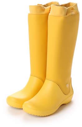 Crocs (クロックス) - クロックス crocs レイン フロー ブーツ