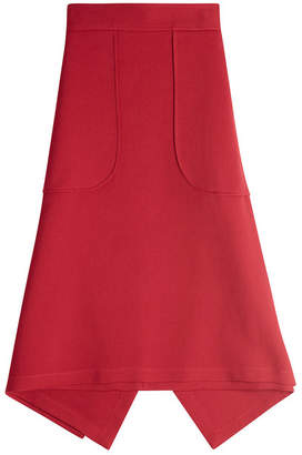 See by Chloe Knee-Length Skirt with Cotton