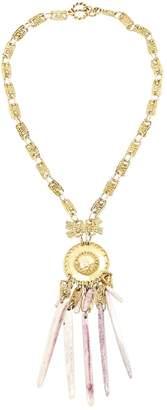 Jean Louis Scherrer Vintage Jean-louis Scherrer Gold Metal Necklace