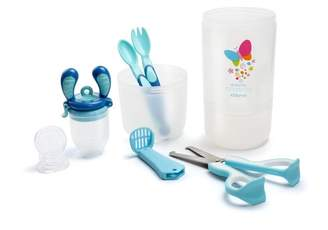 Baby Essentials Kidsme Baby Travel Easy Food Set Aqua