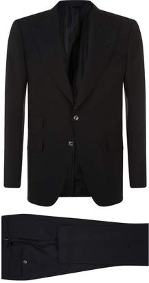 Tom Ford Mohair Shelton Suit